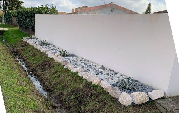 Habillage Mur
